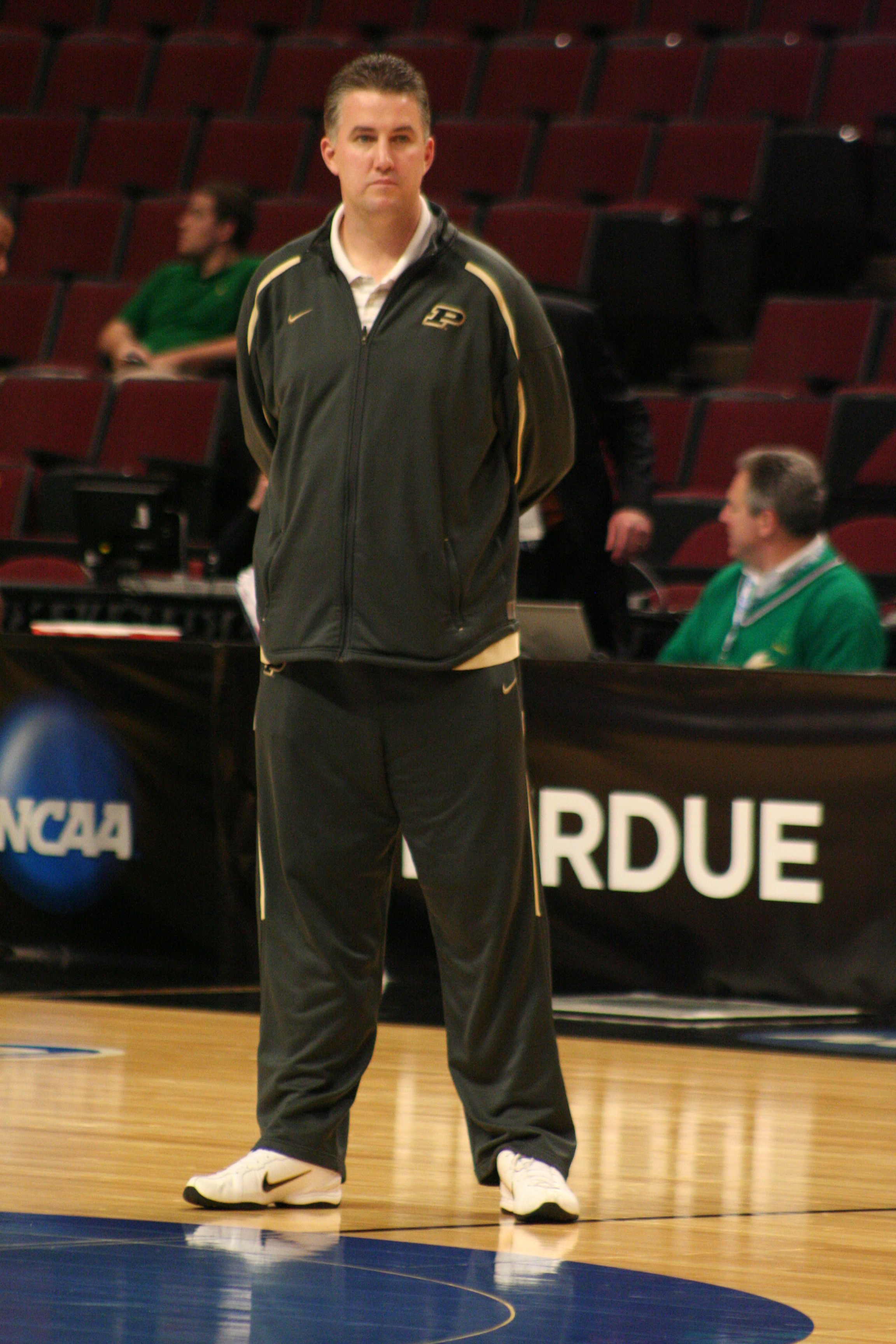 Matt Painter to Leave Purdue? (Update?)   Confessions of a Sports Junkie