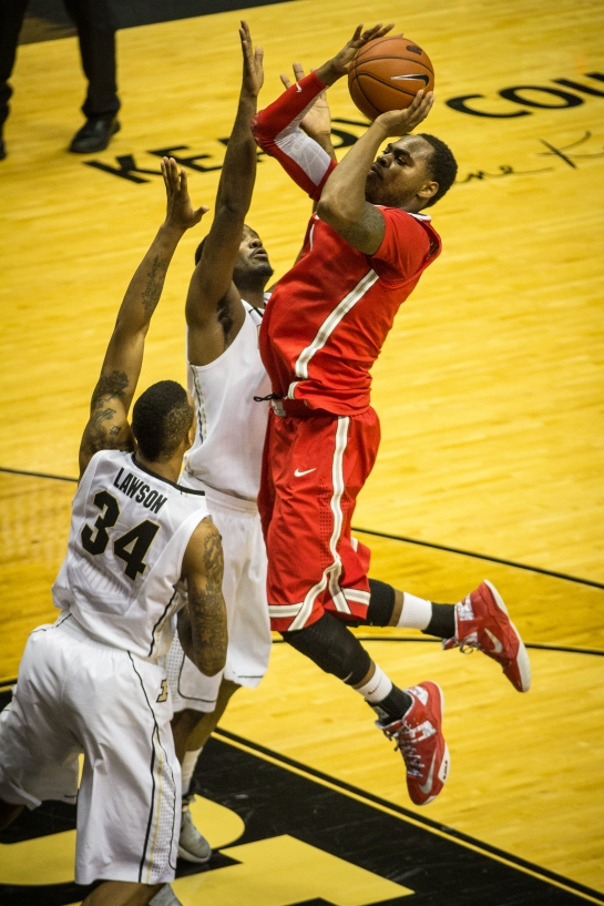 Deshaun Thomas was a beast last night for Ohio State